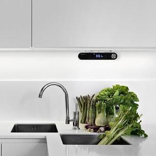 Кухонная радиостанция Bluetooth Аuna KR-130 белого цвета, фото 2