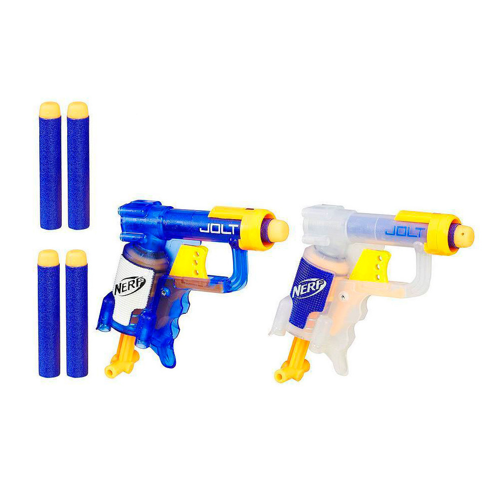 "Hasbro Nerf N-Strike Elite Набор из 2-ух пистолетов ""Джолт"" (Jolt)"