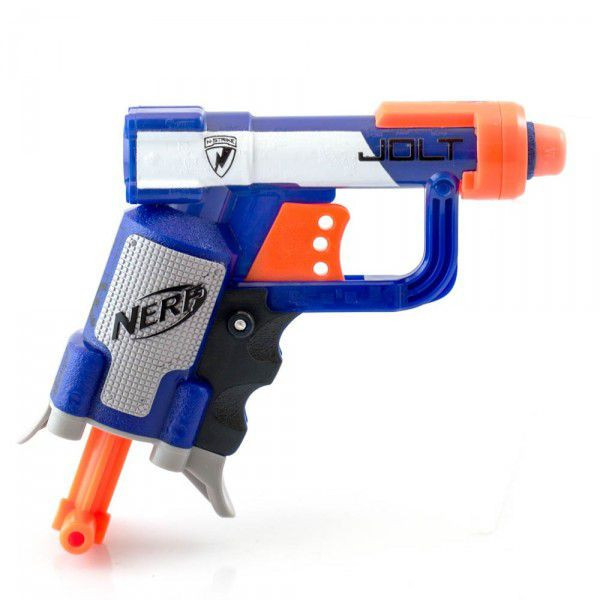 "Hasbro Nerf N-Strike Elite Пистолет Бластер ""Джолт"" (Jolt)"