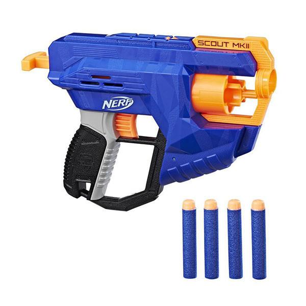 Hasbro Nerf N-Strike Elite Пистолет Бластер Скаут (Scout MKII)