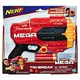 "Hasbro Nerf N-Strike Mega Пистолет Бластер ""Три-Брейк"" (Tri-Break), фото 2"