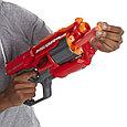 "Hasbro Nerf N-Strike Mega Пистолет Бластер ""Циклон"" (Cyclone), фото 2"