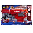 "Hasbro Nerf N-Strike Mega Пистолет Бластер ""Циклон"" (Cyclone), фото 3"