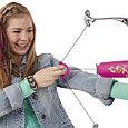 """Hasbro Nerf Rebelle Charmed Лук Бластер для девочки """"Зачарованный лук"""" (EverFierce), фото 4"""