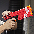 "Hasbro Nerf Rival Бластер ""Кронос XVIII-500"" (Kronos XVIII-500) (Красная команда), фото 4"