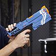 "Hasbro Nerf Rival Бластер ""Кронос XVIII-500"" (Kronos XVIII-500) (Синяя команда), фото 4"