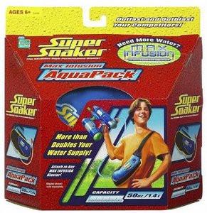 Hasbro Nerf Super Soaker Aqua Pack (Доп. емкость для воды)