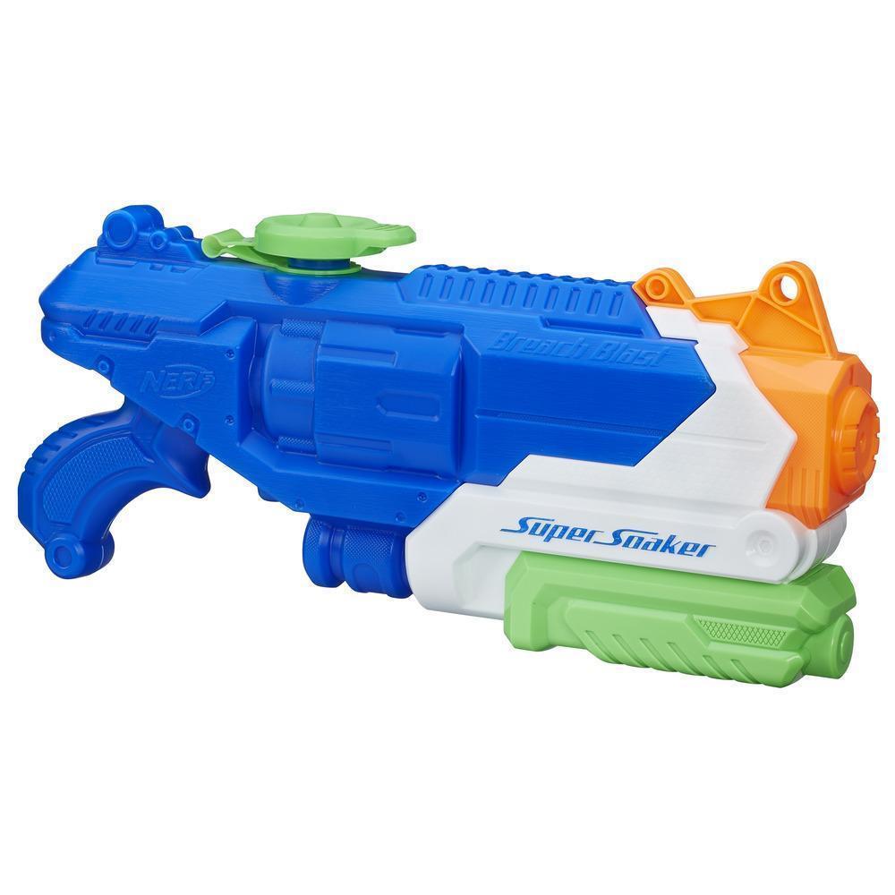 "Hasbro Nerf Super Soaker Водный бластер ""Брич Бласт"" (Breach Blast)"