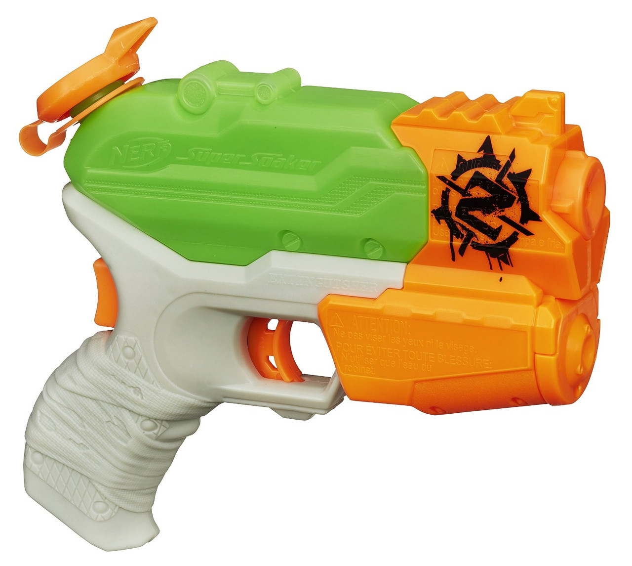 "Hasbro Nerf Super Soaker Водный бластер ""Огнетушитель (свет)"" (Extinguisher)"