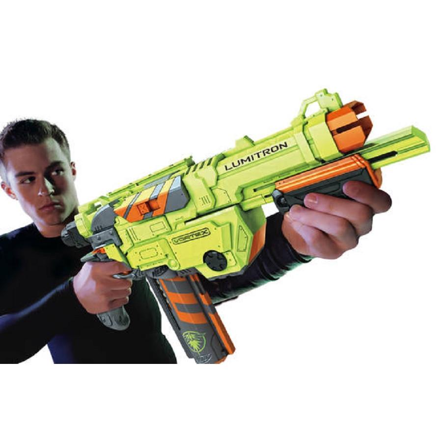 "Hasbro Nerf Vortex Бластер ""Люмитрон"" (Lumitron)"