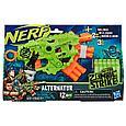 "Hasbro Nerf Zombie Strike Пистолет Бластер ""Альтернатор"" (Alternator), фото 2"