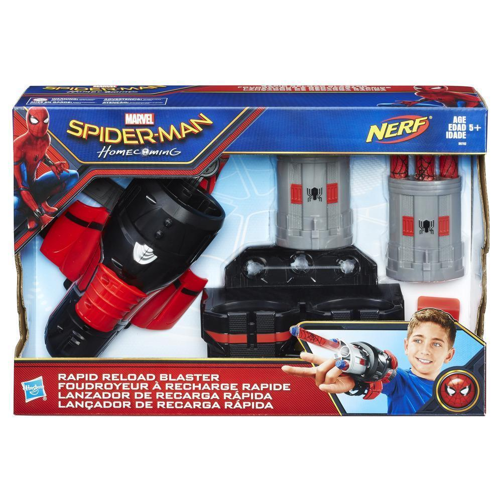 """Hasbro Nerf Бластер на руку """"Человек-паук: Возвращение домой"""""""