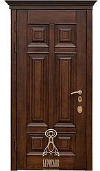 Входная дверь «В 2.81 Дуб (Потемкин)»