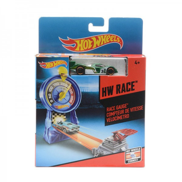 Hot Wheel Race Gauge