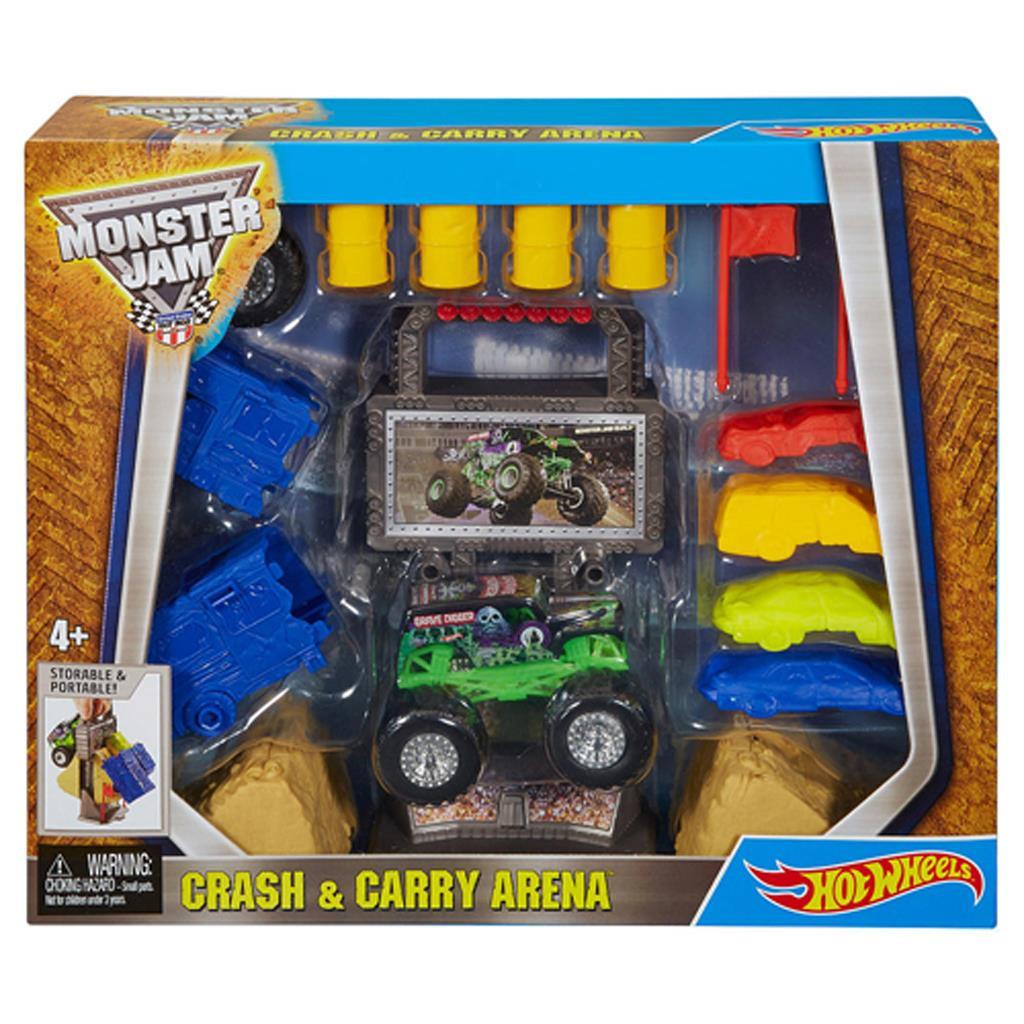 "Hot Wheels ""Monster Jam"" Арена для трюков"