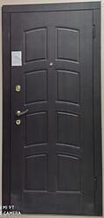 Входная Дверь «А 4.7 Шведская (тиковое дерево)»