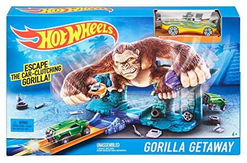"Hot Wheels ""Побег гориллы"""