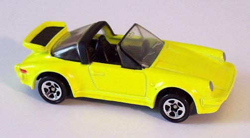 Hot Wheels Porshe 911 targa