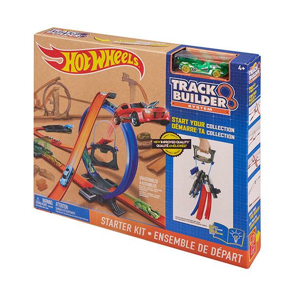 """Hot Wheels Track Builder """"Игра без границ"""""""