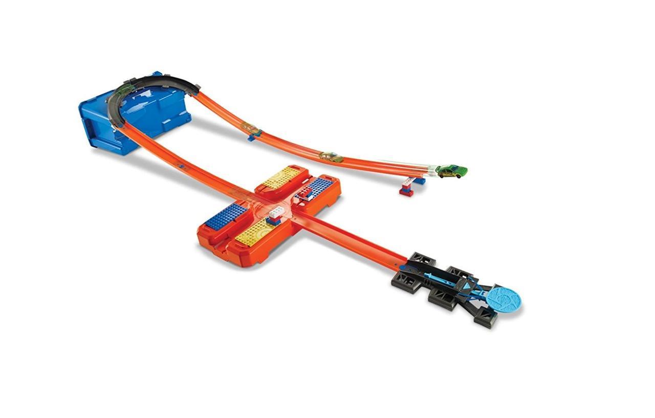 "Hot Wheels Track Builder ""Коробка для трюков"", Хот Вилс Конструктор трасс"
