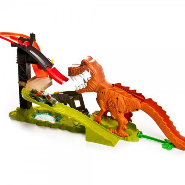 Hot Wheels T-Rex атакует