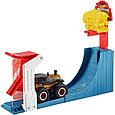 "Hot Wheels Игровой набор ""Monster Trucks: Большой воздушный удар"", Хот Вилс, фото 2"