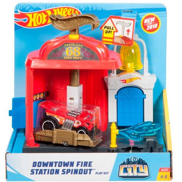 "Hot Wheels Набор ""Город: Центральная городская станция"""