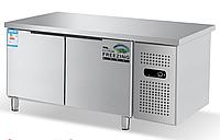 Холодильный стол с холодильными камерами