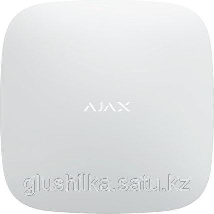 Централь охранная Ajax Hub Plus белая, фото 2