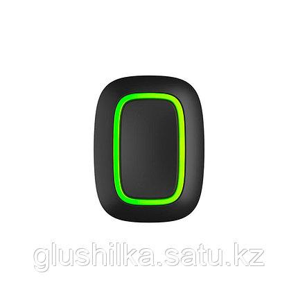 Тревожная кнопка Ajax Button черная, фото 2