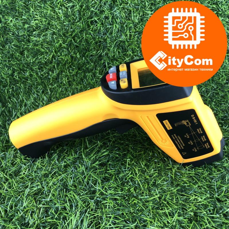 Промышленный пирометр строительный бесконтактный термометр GM1150, от -50 до +1150 градусов Арт.4688