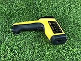 Промышленный пирометр строительный бесконтактный термометр GM1150, от -50 до +1150 градусов Арт.4688, фото 4