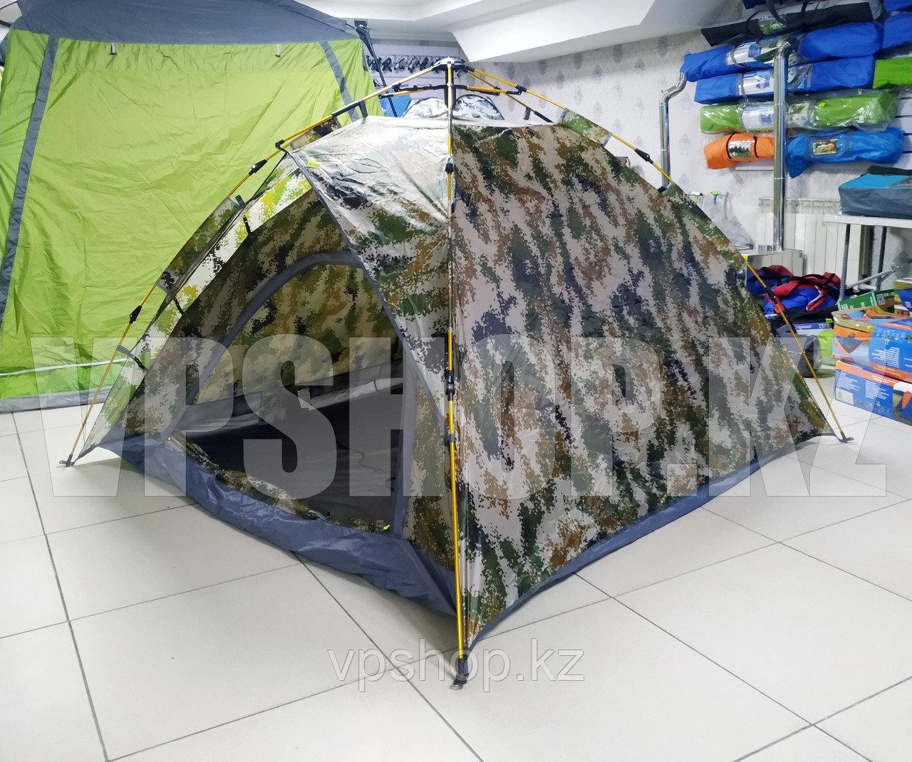 Трехместная зонт палатка Camping-3