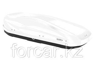 Бокс LUX IRBIS 175 белый глянцевый 450 л (175х85х40 см.) с двусторонним открыванием