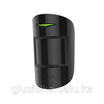 Беспроводной комбинированный датчикAjax CombiProtect черный, фото 2