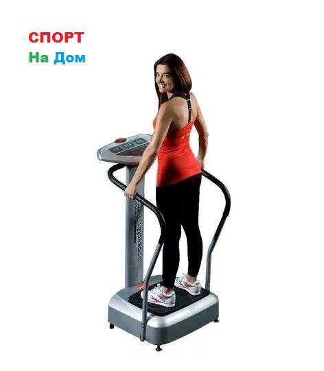 Виброплатформа для похудения Crazy Fit до 150 кг