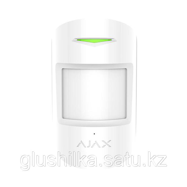 Беспроводной комбинированный датчикAjax CombiProtect белый