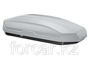 Бокс LUX TAVR 197 серый матовый 520л. (197х89х40 см.) с двусторонним открыванием