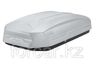 Бокс LUX TAVR 197 серый матовый 520л. (197х89х40 см.) с двусторонним открыванием, фото 2