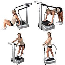 Виброплатформа для похудения Crazy Fit до 150 кг, фото 3