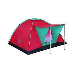 Палатка туристическая Pavillo Range X3 Tent 210 х 210 х 120 см, BESTWAY, 68012