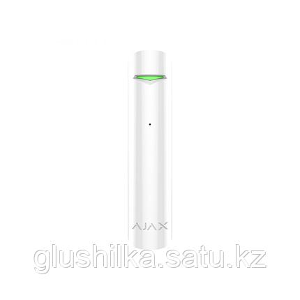 Беспроводной датчик разбития стеклаAjax GlassProtect черный, фото 2