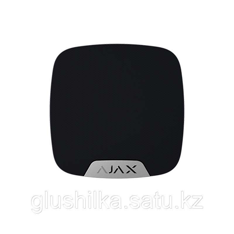 Домашняя сирена Ajax HomeSiren черная