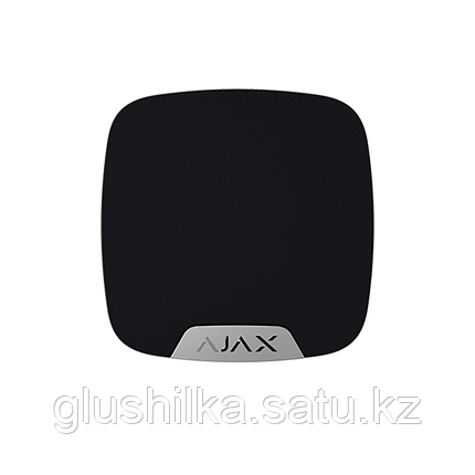 Домашняя сирена Ajax HomeSiren черная, фото 2