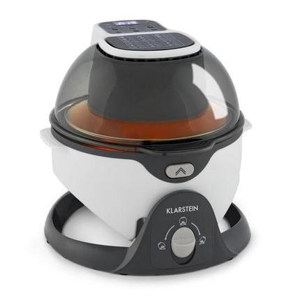 Фритюрница VitAir Pommesmaster с таймером 360 ° 1400 Вт, таймер 50-240 ° C, фото 2