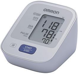 Тонометр Omron M2 Basic (манжета 22-42 см, адаптер) HEM-7121-ALRU