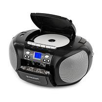 Радио BoomBoy, CD и кассетный плеер Auna, фото 3