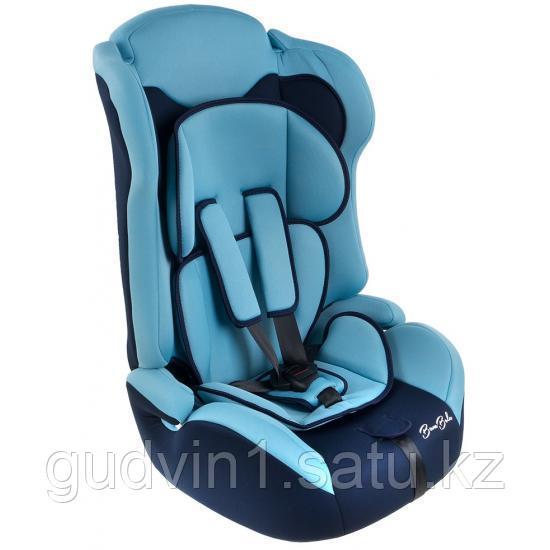 Автокресло 9-36 кг PRIMO Темно-Синий/Бирюзовый BAMBOLA KRES2320