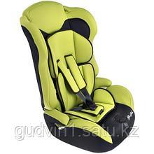 Автокресло 9-36 кг PRIMO Черно/Зеленый BAMBOLA KRES2322