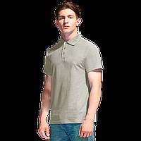 Базовая рубашка поло , StanPremier, 04, Светло-серый (72), L/50